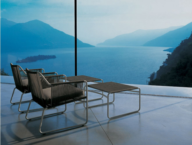 Harp Lounge Seating Via Domo - Belle December January 2015-16 | designlibrary.com.au