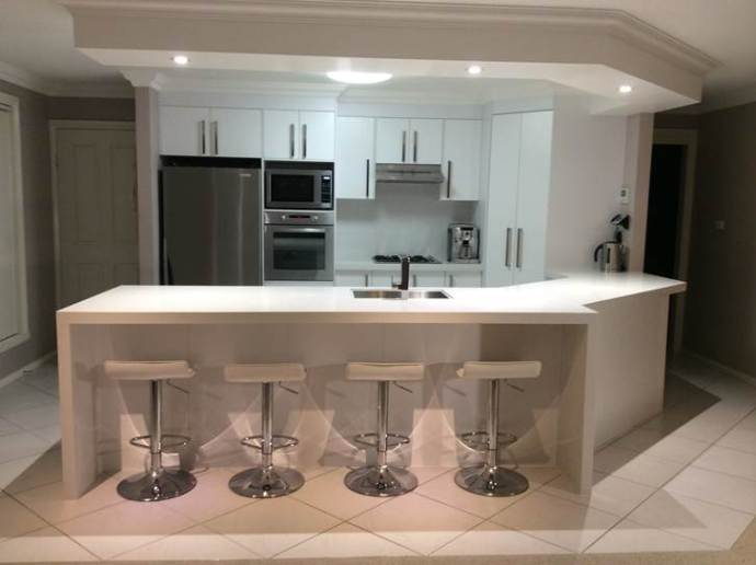 Kitchen makeovers - Granite Transformations After