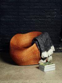 Innovative Handmade Mimbre Chair by Eggpicnic  Interior ...