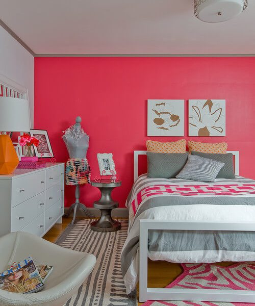 Trendy Teen Girls Bedding Ideas With A Contemporary Vibe: Stylish Teenage Girl Bedroom Ideas
