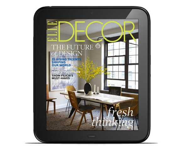Home Decor Magazines To Read On Your Tablet