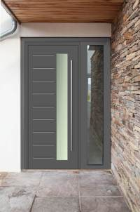 5 advantages of owning an aluminium front door | ArchiWEB 3.0