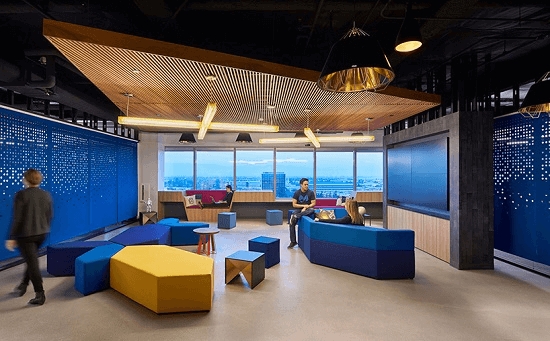 Great Office Designs In Credit The Flexible Office Great Design Ideas u2013 Interior Design News And