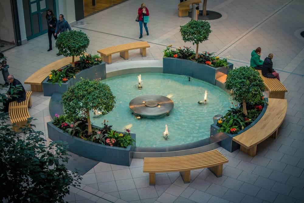 Fontain Garden