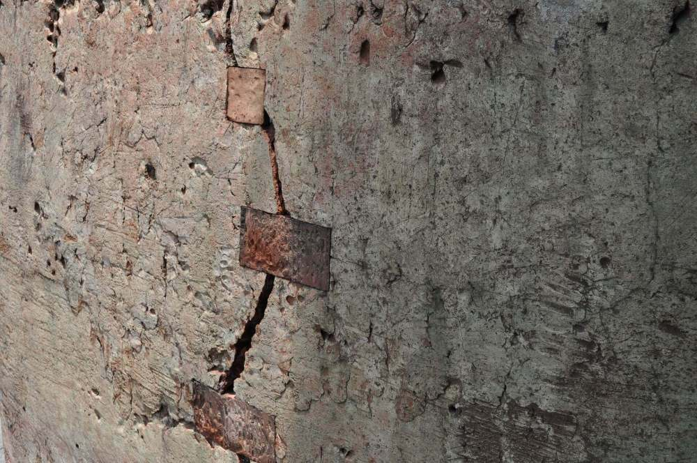 Cracks on walls