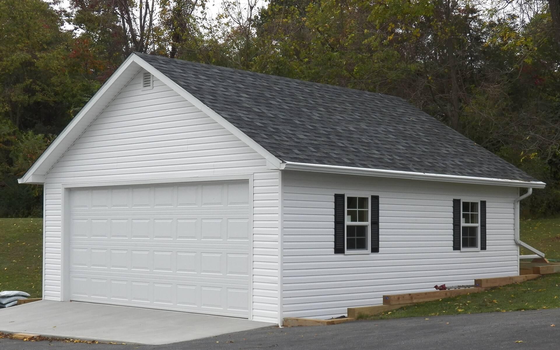 Replacing Your Garage Door Ups Home Resale Value