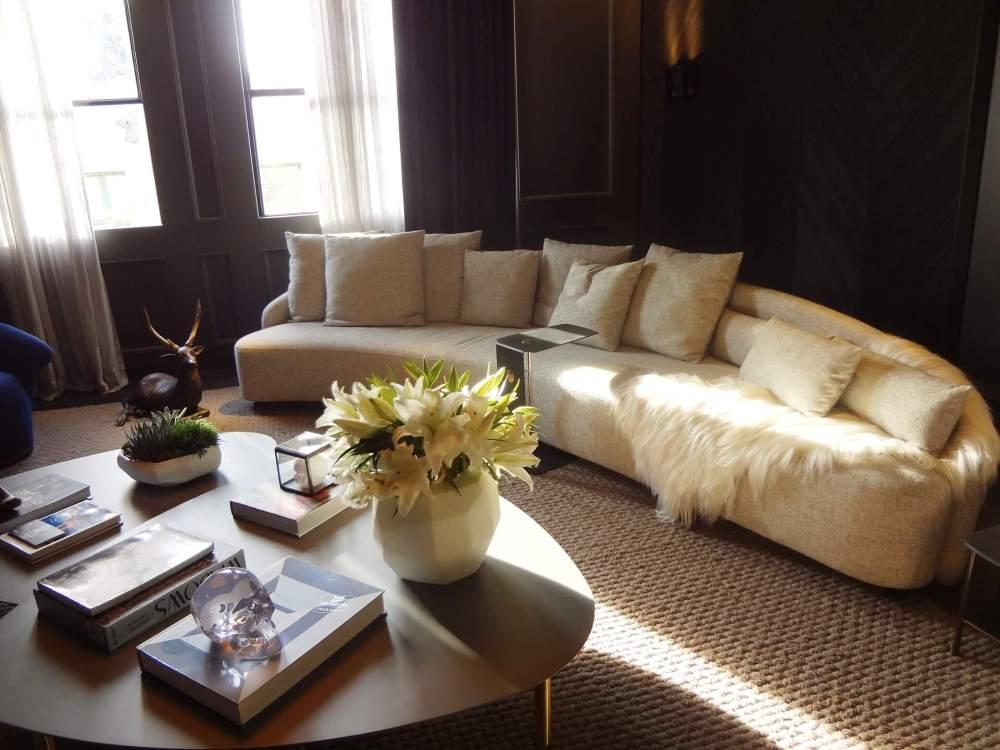 Sofa color