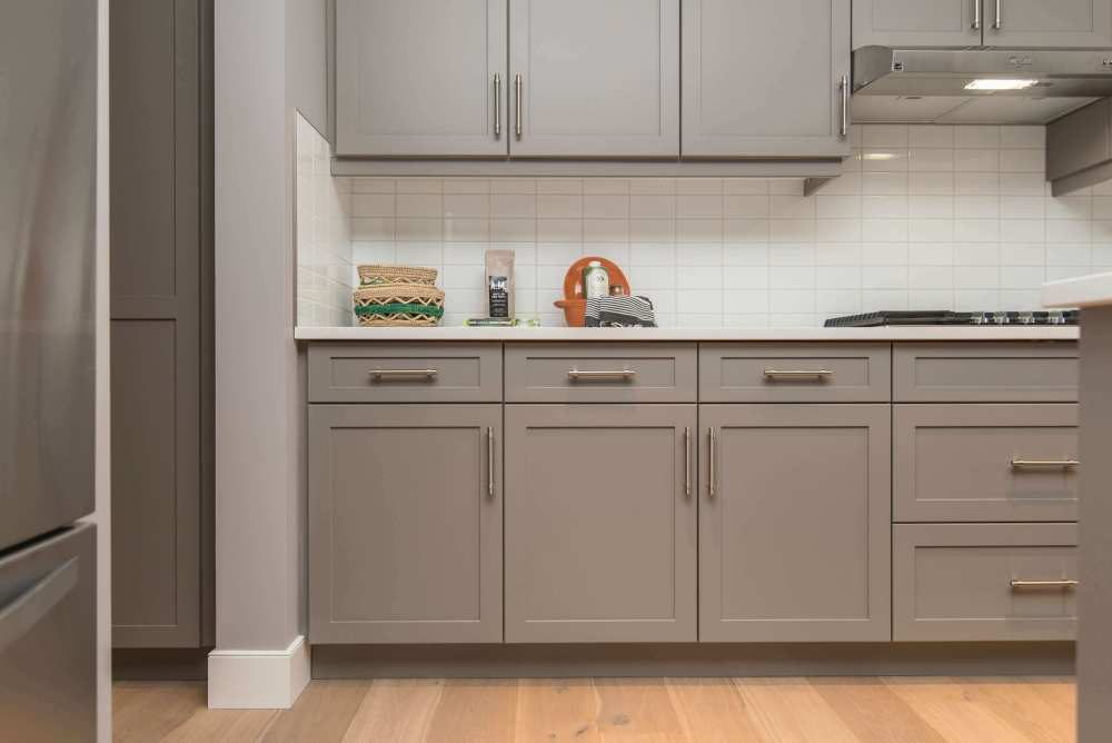 DIY Kitchen Makeover – All Paint, No Construction – Interior