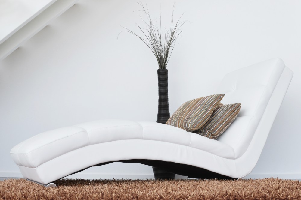 table white chair seat relax cozy 1093371