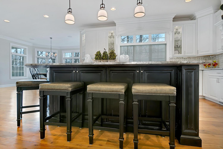 Kitchen Islands Peninsulas Design Line Kitchens In Sea Girt Nj