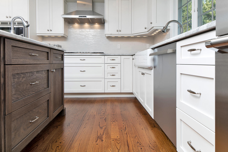 Custom Built Shaker Cabinets Sea Girt New Jersey by Design