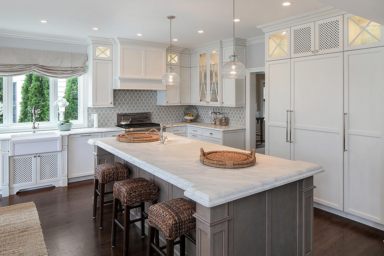 Coastal Living Spring Lake New Jersey by Design Line Kitchens