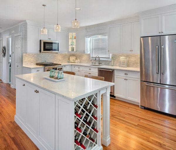 Custom Shore Kitchen Bradley Beach Jersey Design