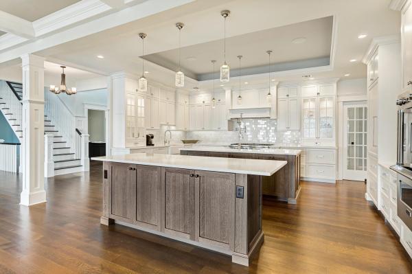 Dream Kitchen Island Design
