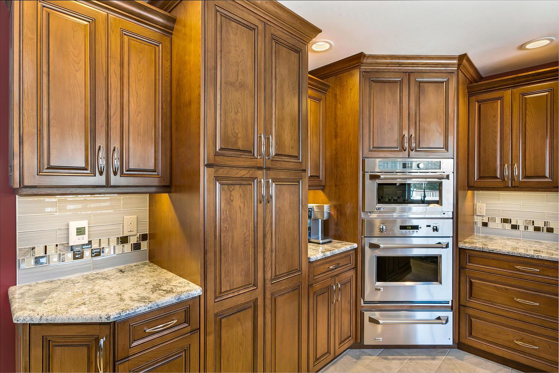designer kitchen faucets laminate flooring stunning cherry brick new jersey by design line ...
