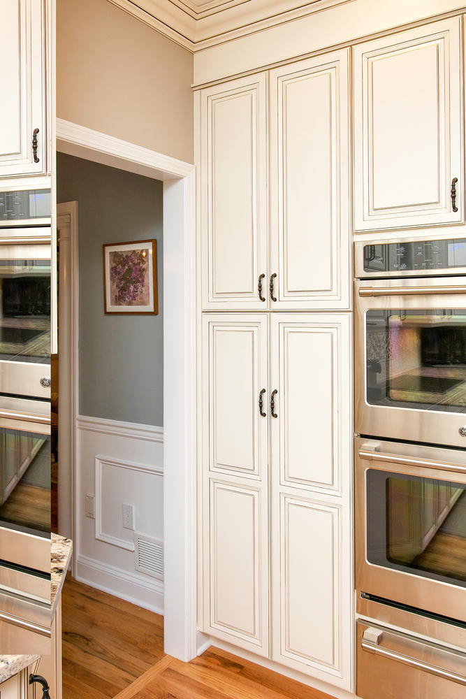 crown molding for kitchen cabinets combo sparkling vision wall new jersey by design line kitchens