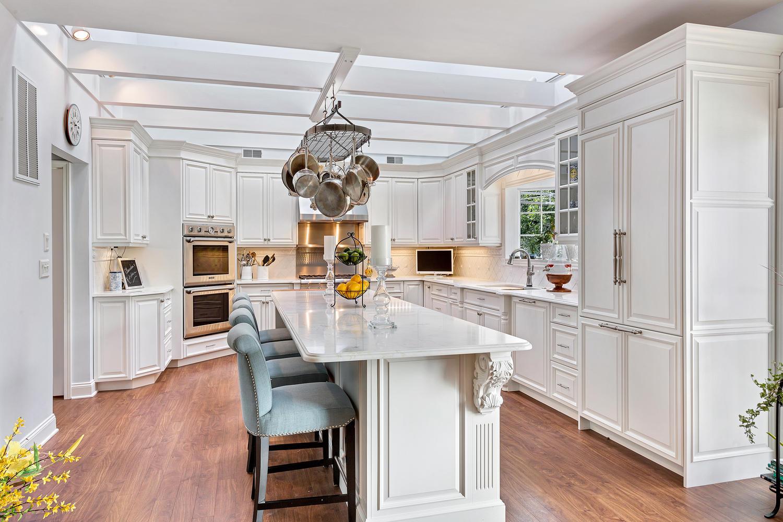 undercounter kitchen sink trash bin luxury white avon nj by design line kitchens