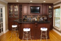Home Wet Bar Design Ideas