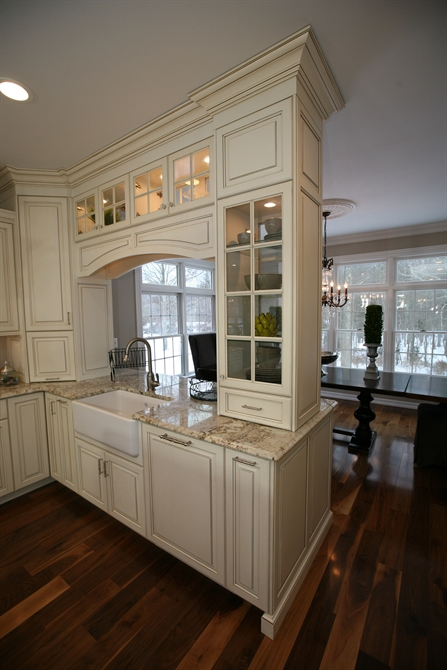 Perfect Balance Kitchen Wall New Jersey by Design Line
