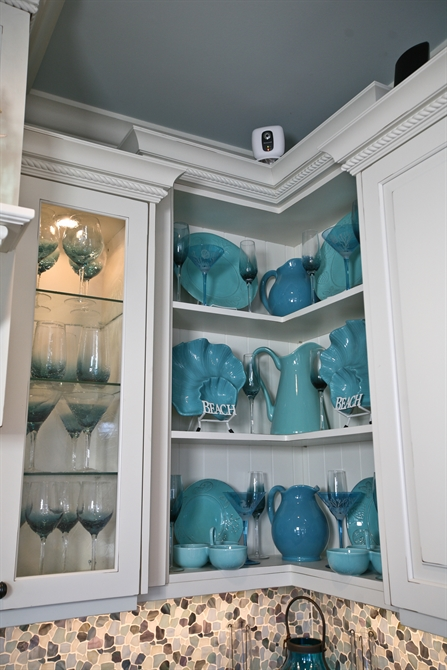 kitchen cabinet range hood design island clearance teal appeal point pleasant new jersey by ...