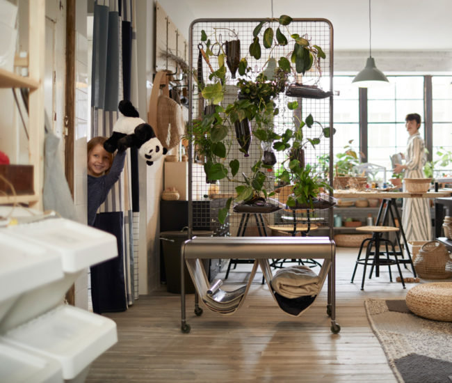 5 Covetable Looks For Small Spaces From Ikeas 2019