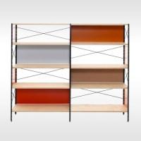 Vitra Kast Eames Storage Unit ESU Shelf 4 Door Charles ...