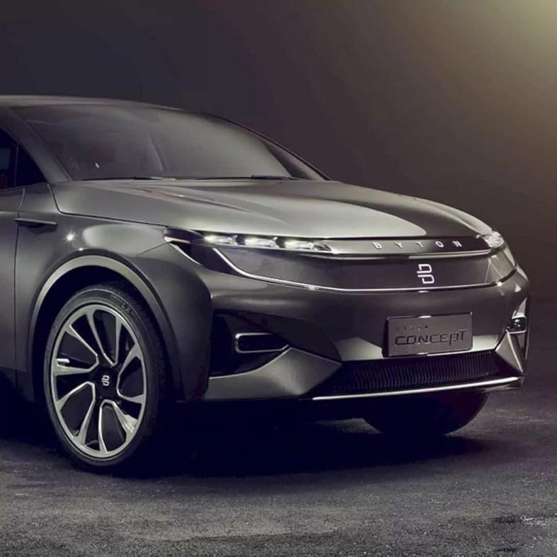 Byton Design Car 3