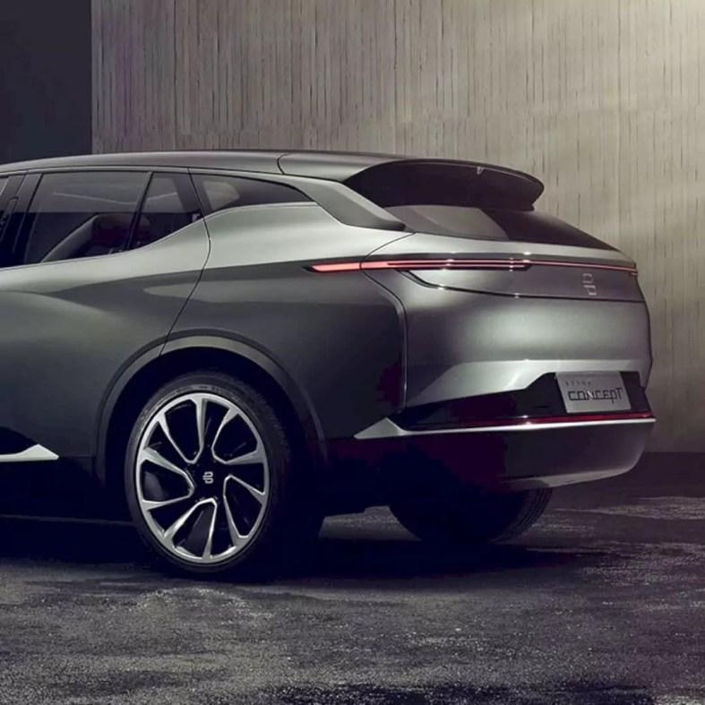 Byton Design Car 6