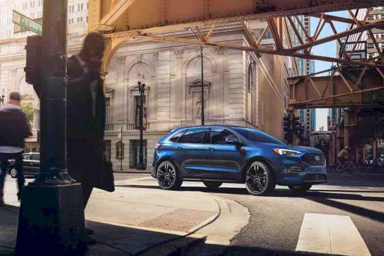 2019 Ford Edge 5