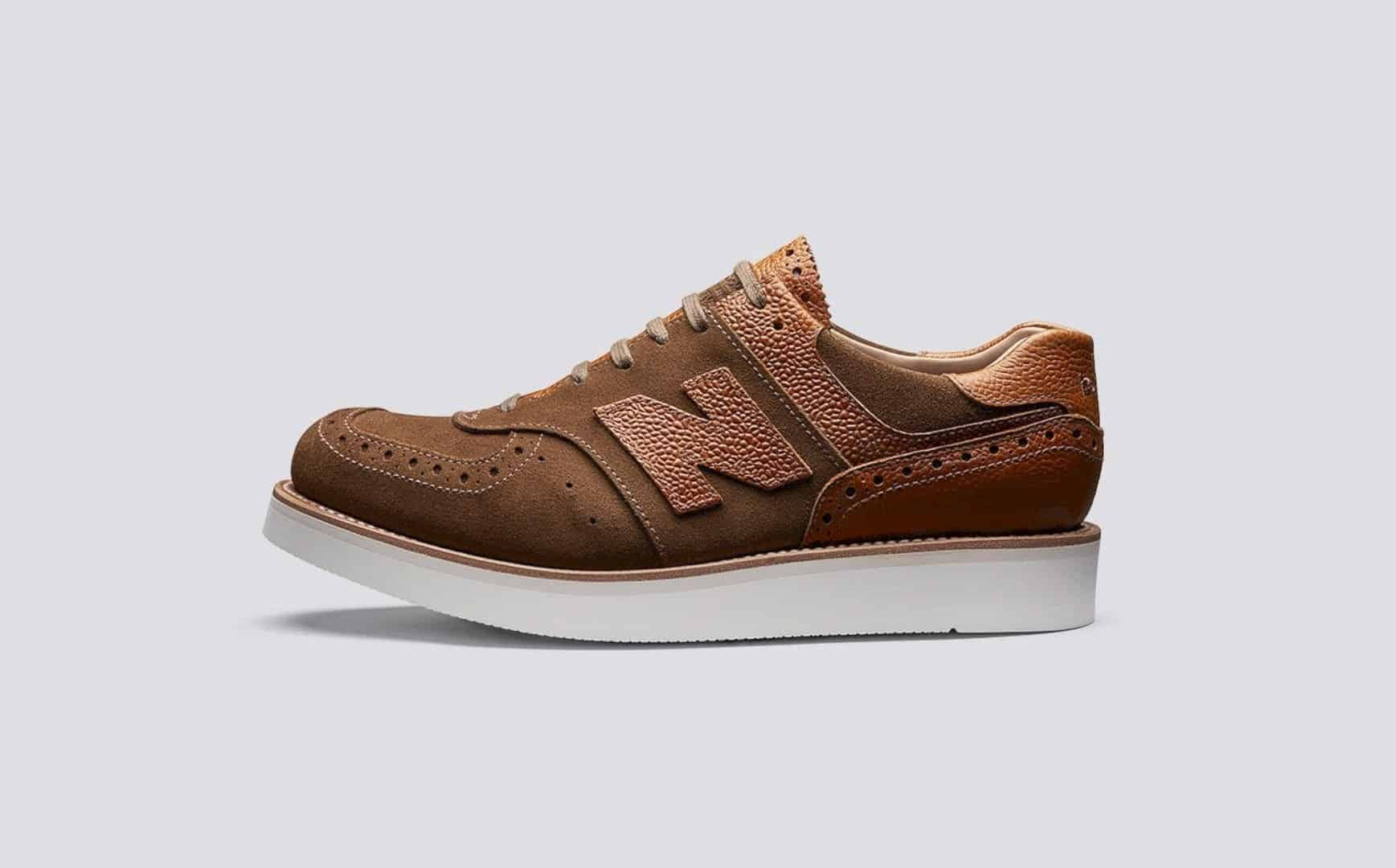 Grenson x New Balance M576: Best Shoes for Men