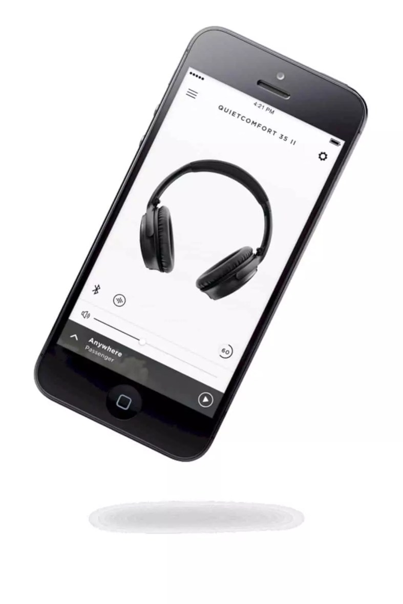 QuietComfort Wireless Headphones II 5
