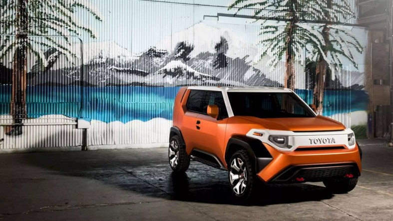 Toyota FT 4X Concept 6