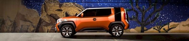 Toyota FT 4X Concept 7