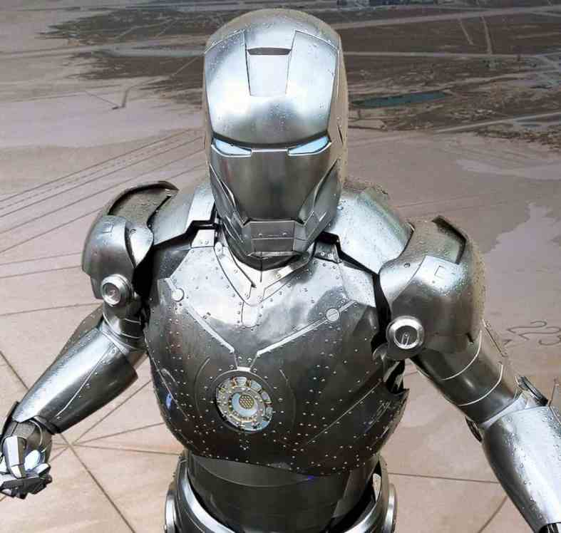Wearable Armor Costume 6