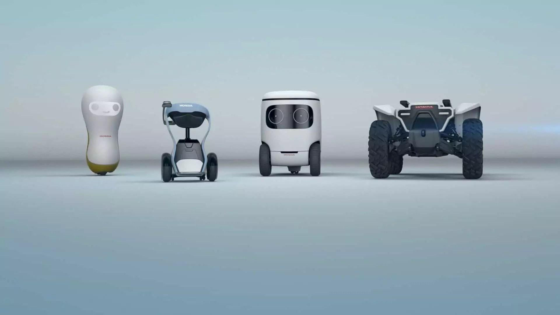 Honda 3e Robotic Concepts 9