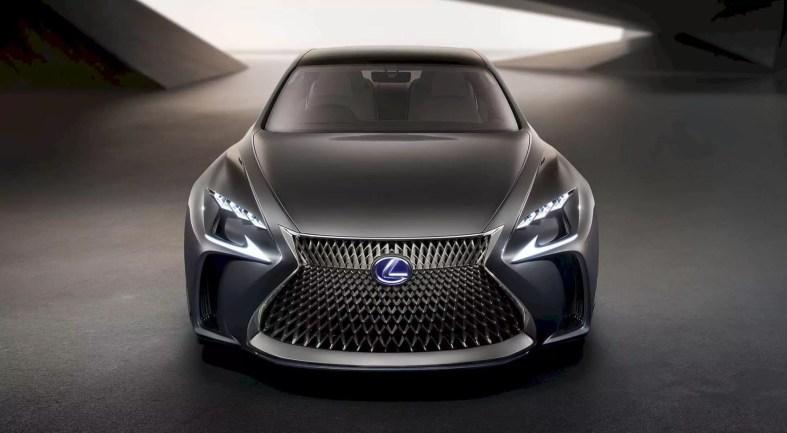 Lexus Lf Fc 1