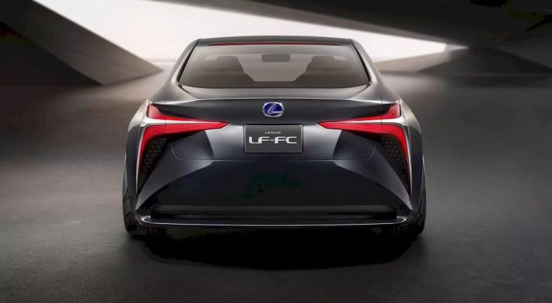 Lexus Lf Fc 3