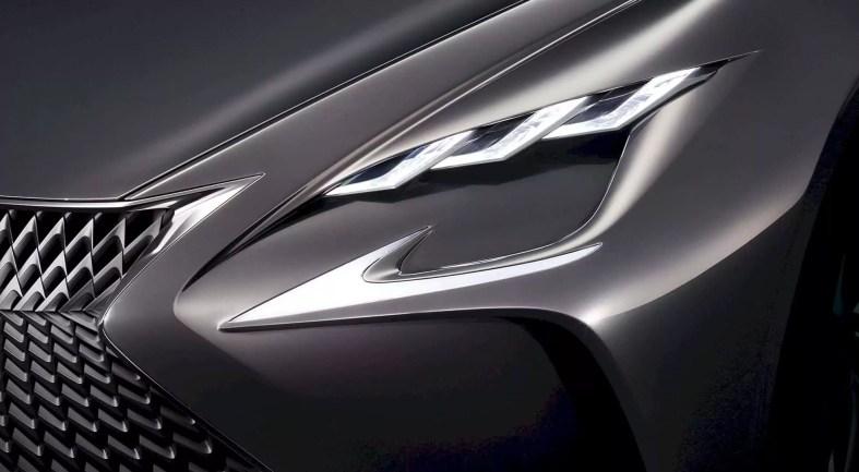 Lexus Lf Fc 8