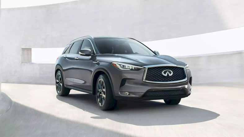 The All New 2019 Infiniti Qx50 1