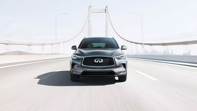The All New 2019 Infiniti Qx50 6