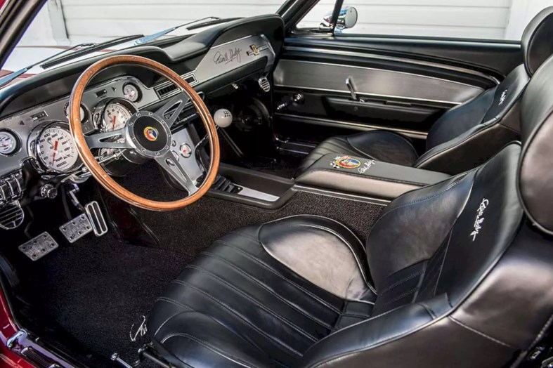 1967 Ford Mustang Shelby G T 500cr By Classic Recreations 3