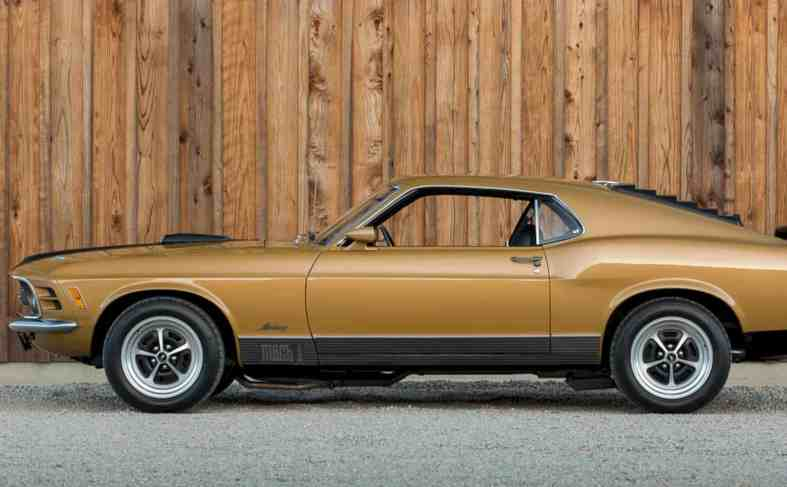 1970 Ford Mustang Mach 1 By Corvette Mike 7
