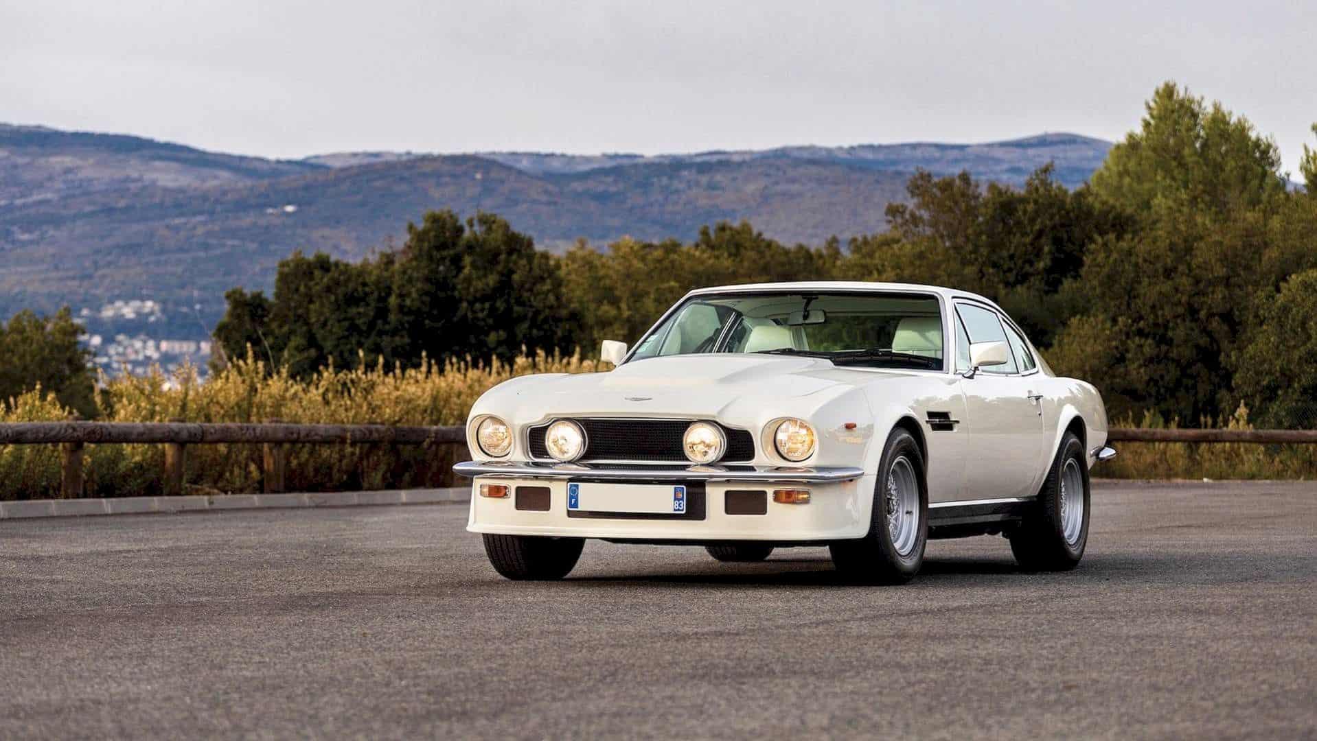 1983 Aston Martin V8 Vantage V580 5