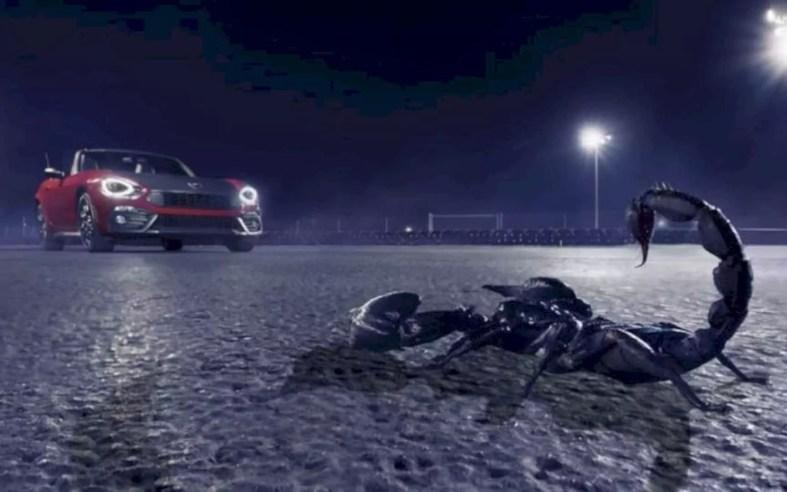 2017 Fiat Abarth Spider 5