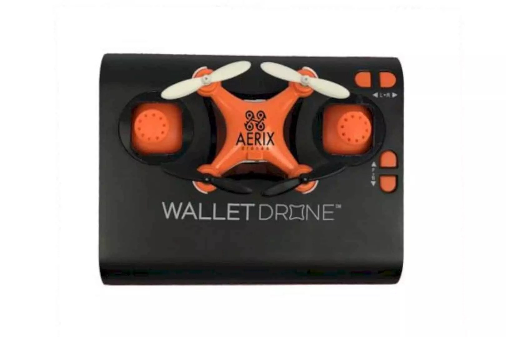 Aerix Wallet Drone: The World's Smallest Quadcopter from Aerix Drones