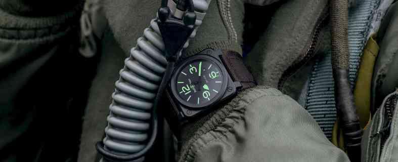 BR 03 92 NIGHTLUMr Watch 1