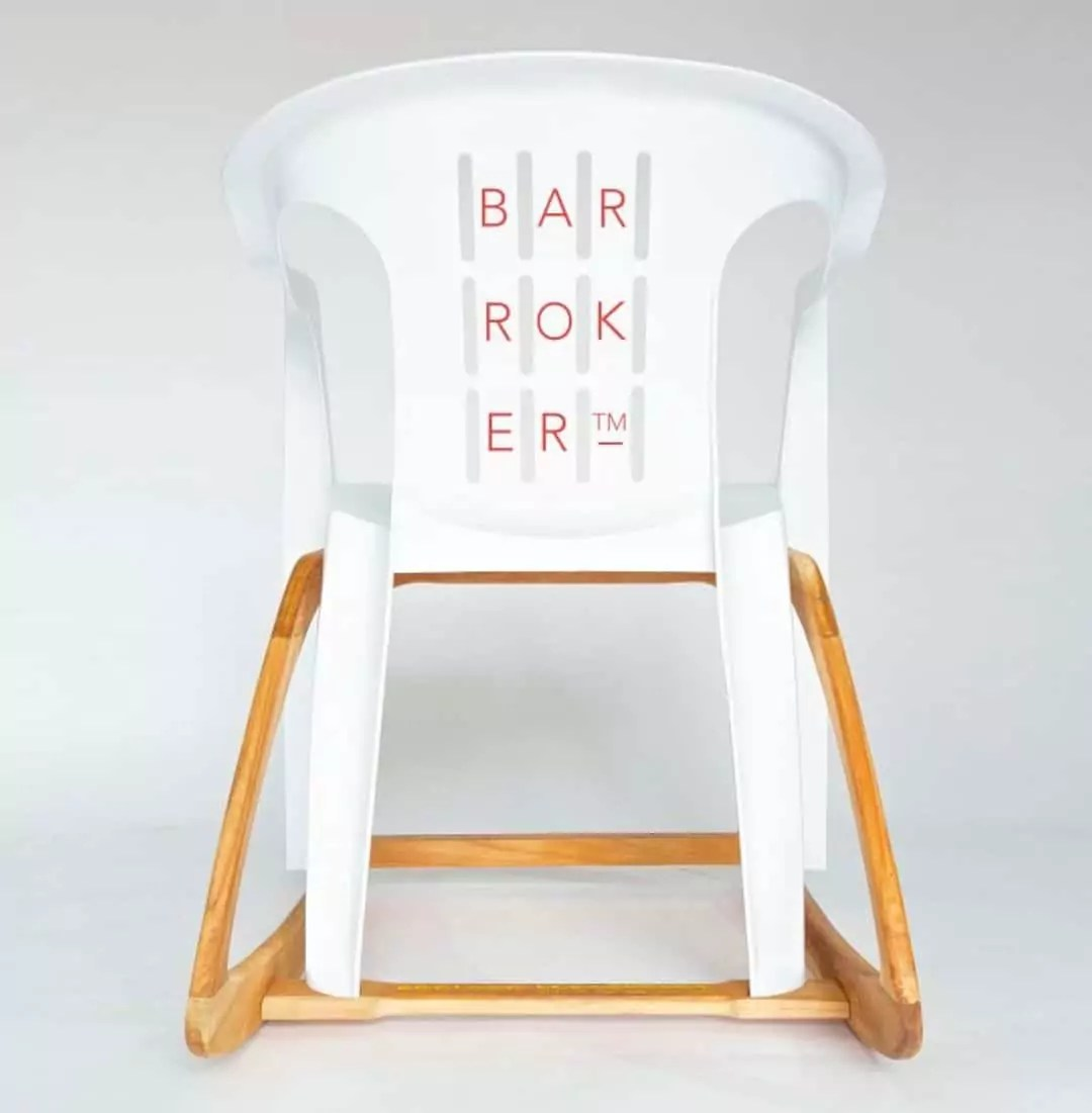 Bar Roker An Extremely Comfortable Rocking Chair With
