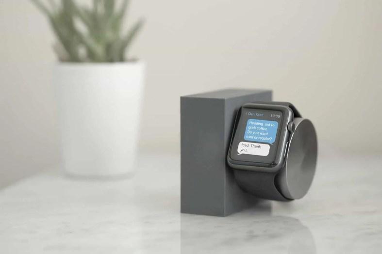 DOCK For Apple Watch 4