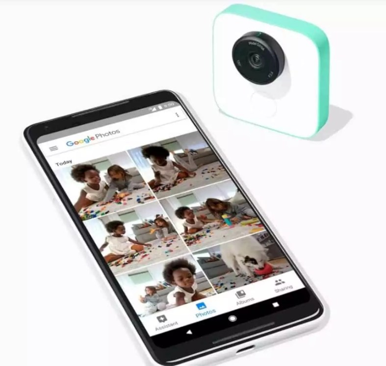 Google Clips 5