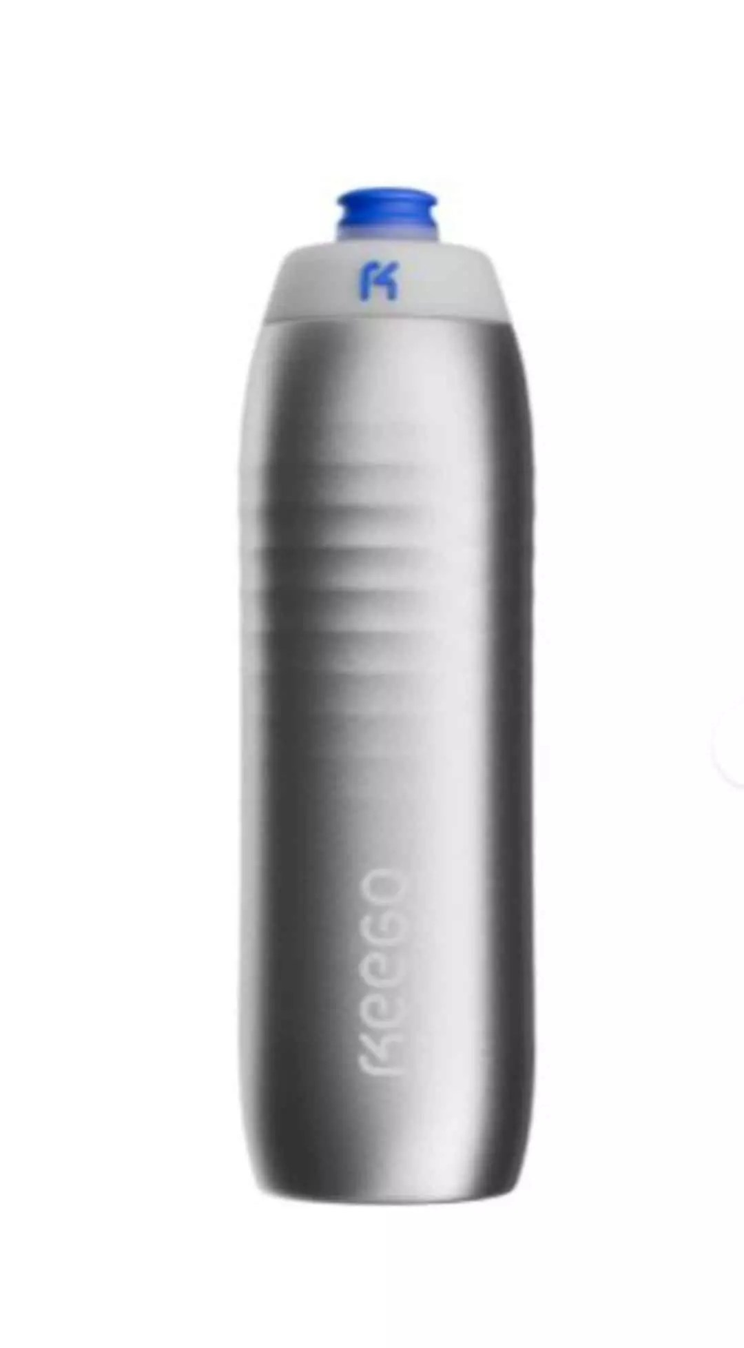 Keego: The World's First Squeezable Metal Bottle
